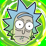 Rick and Morty: Pocket Mortys на пк