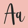 Fonts Art: Keyboard Font Maker