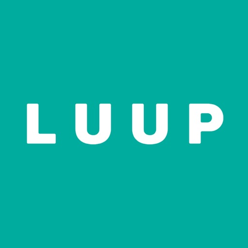 LUUP/ループ:シェアサイクル &電動キックボードシェア