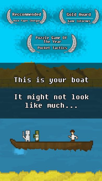 You Must Build A Boat screenshot 1