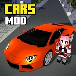 Cars Mod For Minecraft PE