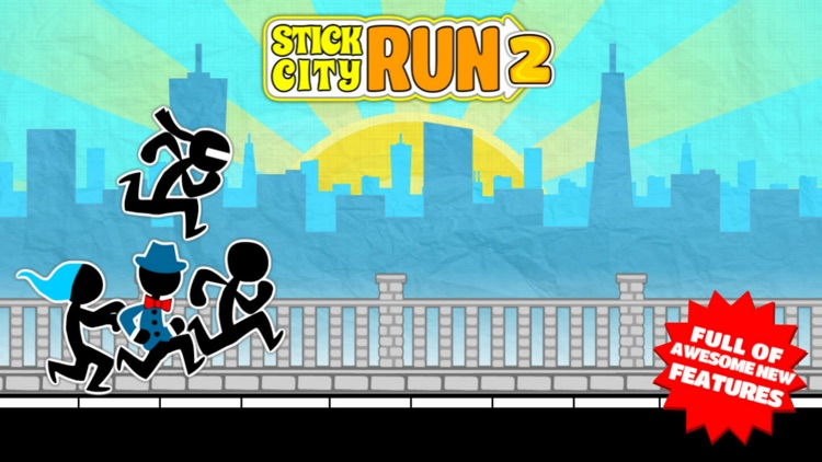 Stick City Run 2