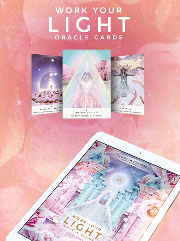 Work Your Light Oracle Cards screenshot 6