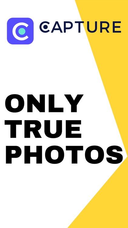 Capture - Only True Photos