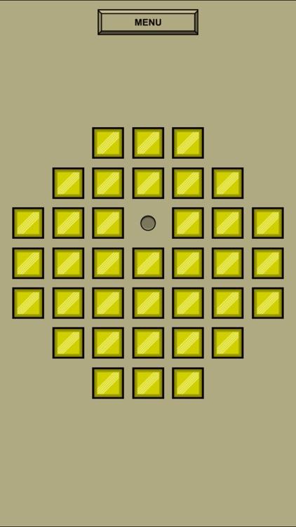 Peg Solitaire - Solo Noble