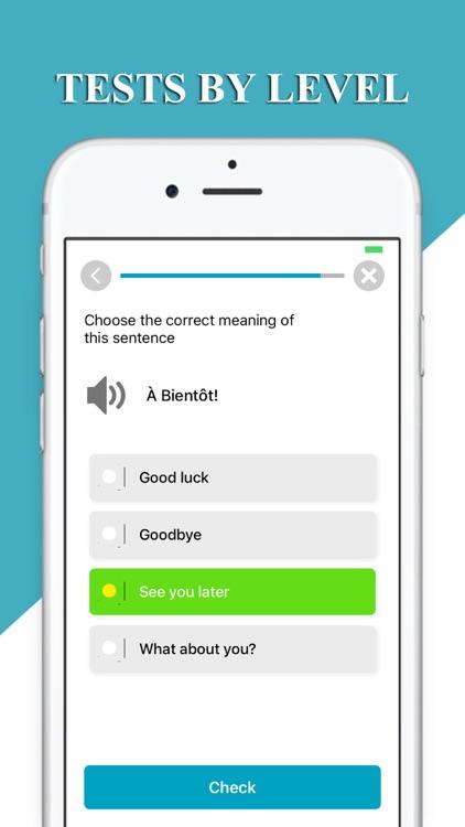 Learn French - Phrase & Word screenshot-3