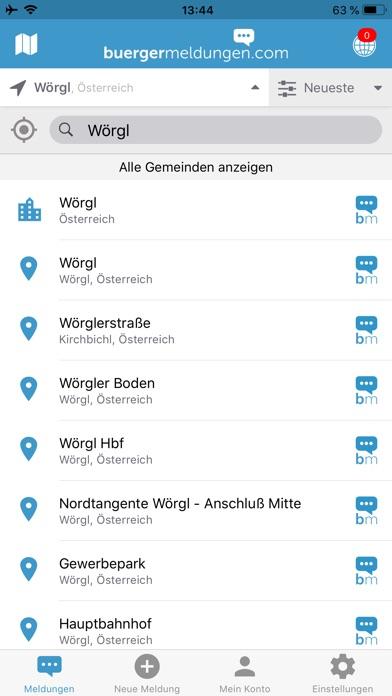 buergermeldungen.comScreenshot von 4
