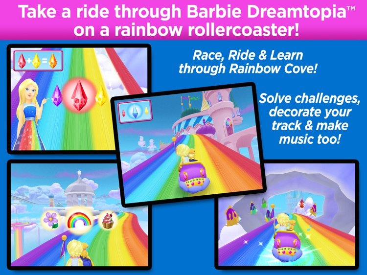 Smart Cycle Barbie Dreamtopia™