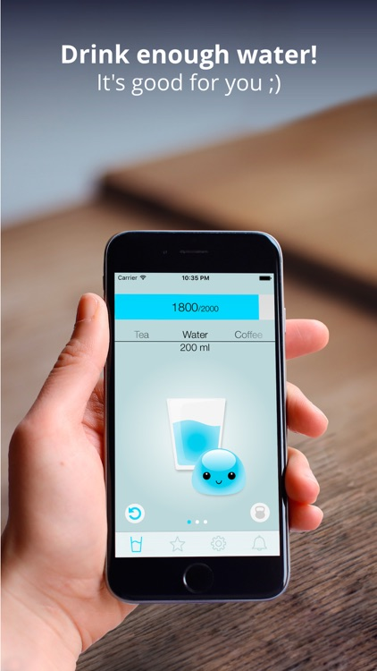 Water tracker & diary 4 health