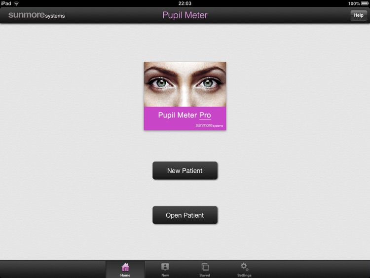 Pupil Meter Pro for iPad screenshot-4