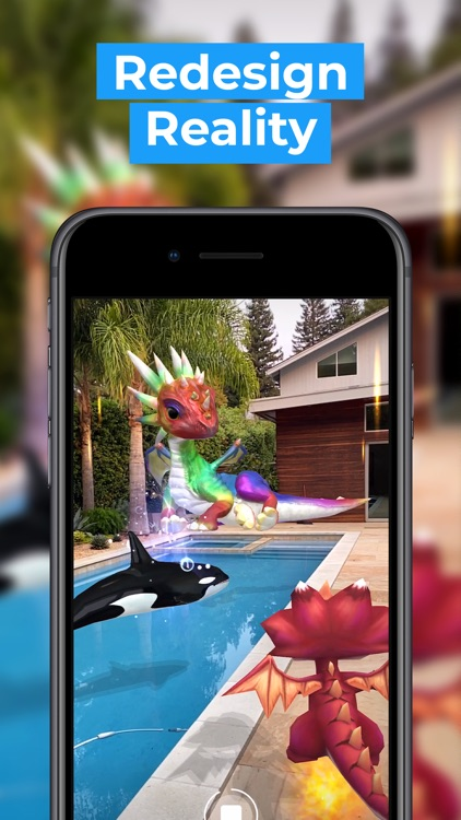 Leo AR ◉ #1 Augmented Reality screenshot-4