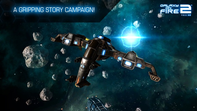 Galaxy On Fire 2 Hd On The App Store