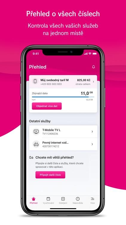 Můj T-Mobile screenshot-0