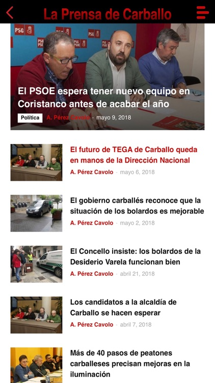 La Prensa de Carballo screenshot-4