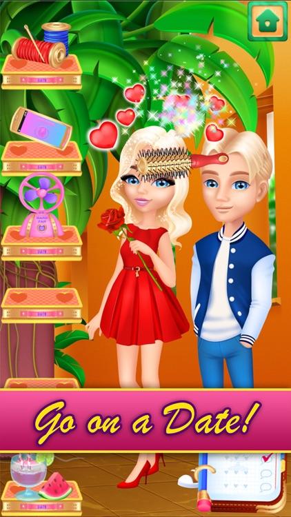 High School Crush Prom Date screenshot-3