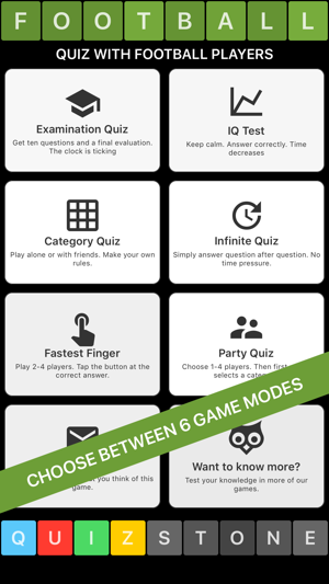 Football Quiz World Players On The App Store