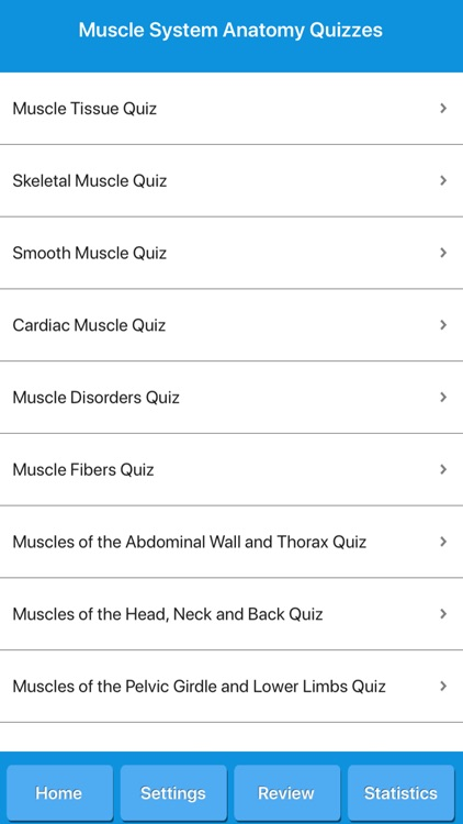 Muscle System Anatomy screenshot-3