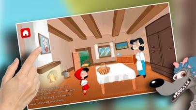 A Little Red Riding Hood StoryScreenshot of 2