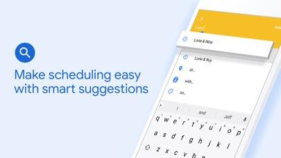 Screenshot of Google Calendar: Time Planner App