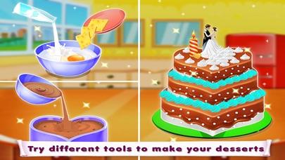 Dessert Food Cooking ManiaScreenshot von 2