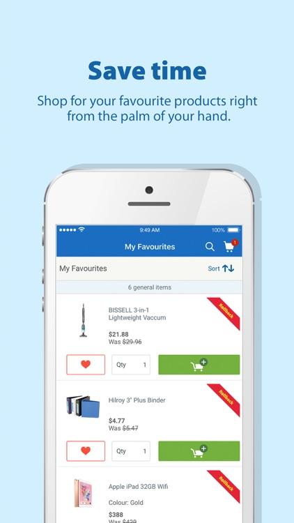 Walmart – Shopping Made Easy screenshot-3