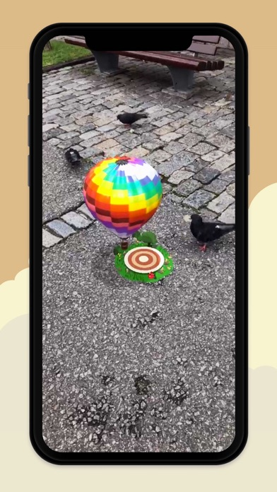 Pocket Balloon - Fly in AR  Bild