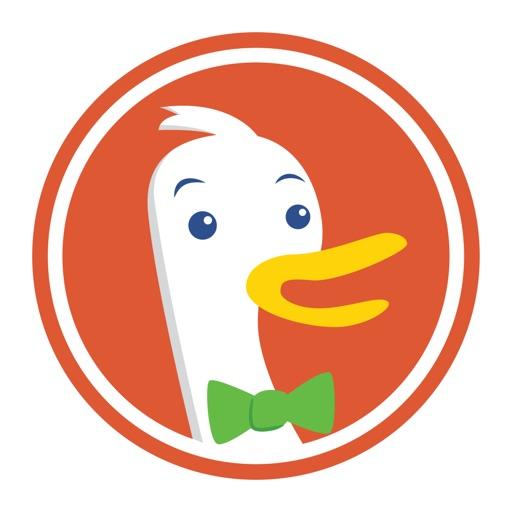 DuckDuckGo Privacy Browser application logo