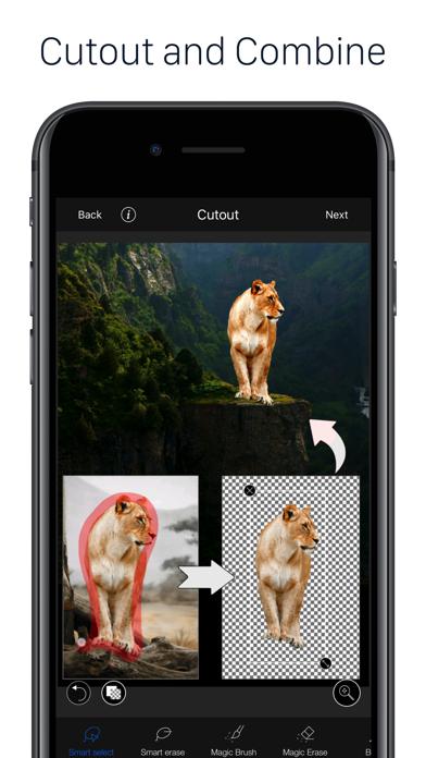 LightX - Advanced Photo Editor to make cut out,Change