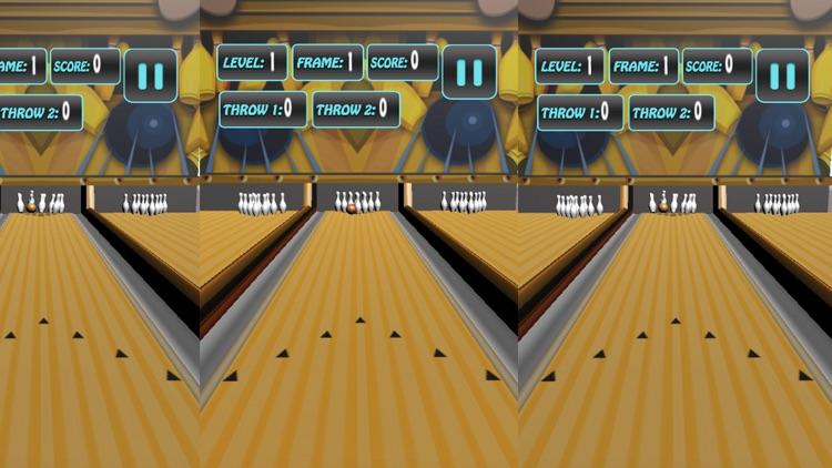 Real Ten Pin Bowling Strike 3D screenshot-5