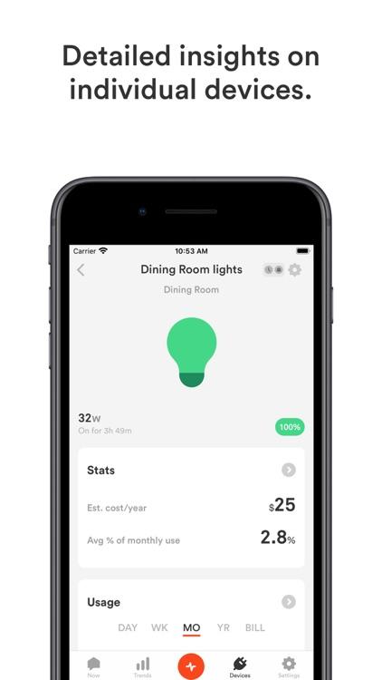 Sense Home Energy Monitor screenshot-4