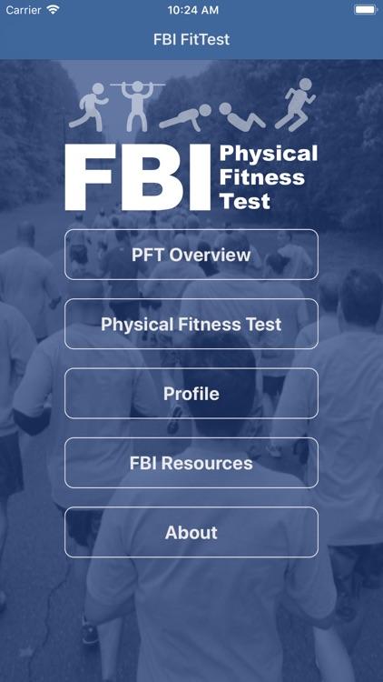 FBI FitTest screenshot-3