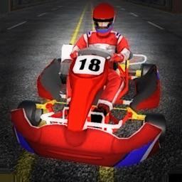 Go Kart Highway Traffic Racing