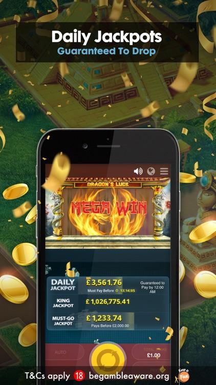 Grosvenor Casino App screenshot-4