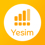 Yesim: eSIM Мобильный Интернет на пк