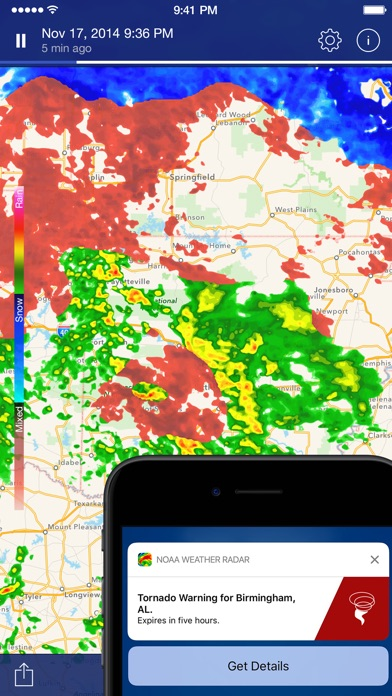 Download NOAA Weather Radar. for Pc