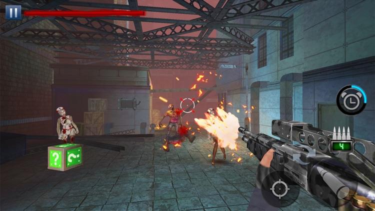 Battlelands Zombie screenshot-4