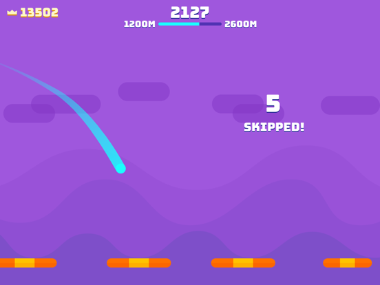 Bounce On! by Tic Tap screenshot 6