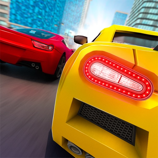 Speed City: Racing Cars 2018 iOS App