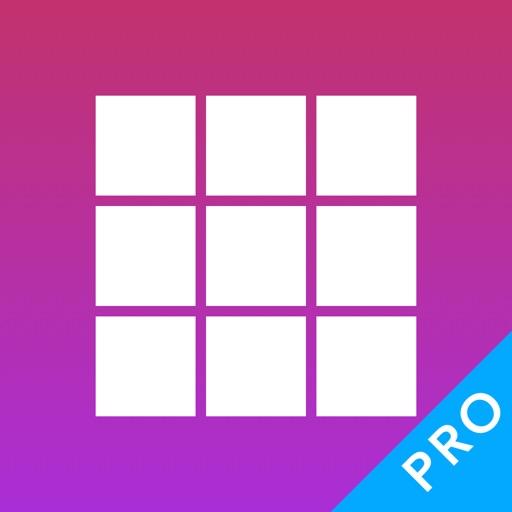 Griddy Pro: Split Pic in Grids