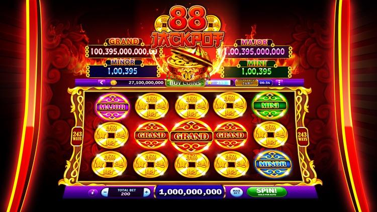 Billion Cash Slots-Casino Game screenshot-5