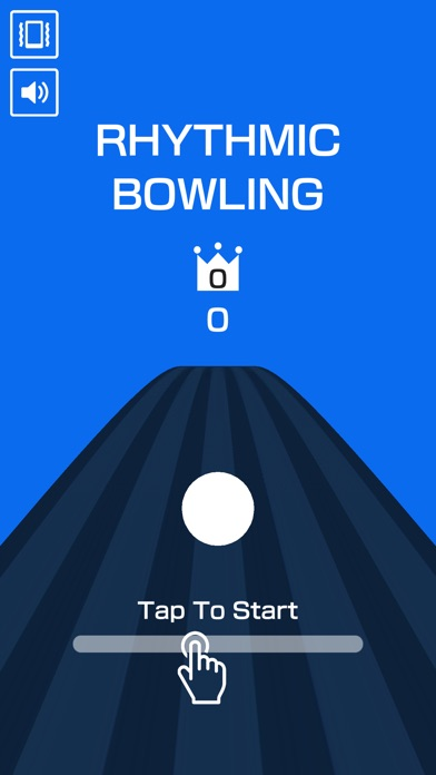 Rhythmic Bowling screenshot 1