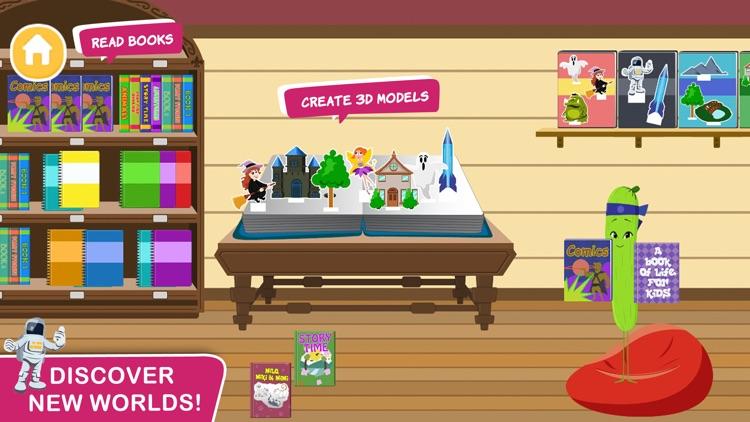 Fruits vs Veggies: Toy Store screenshot-4