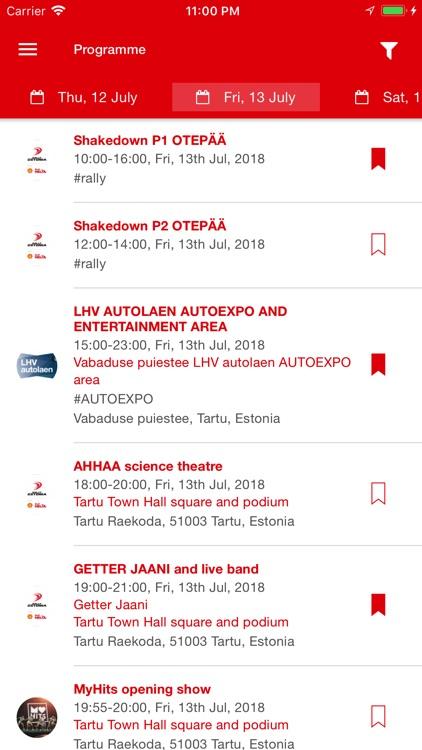 Rally Estonia 2018 screenshot-4