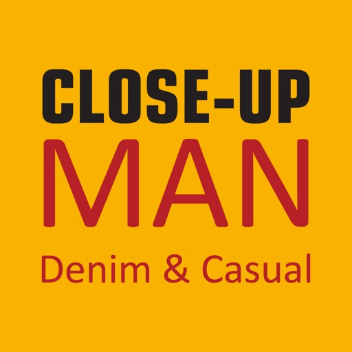 Close-Up Man Denim & Casual icon