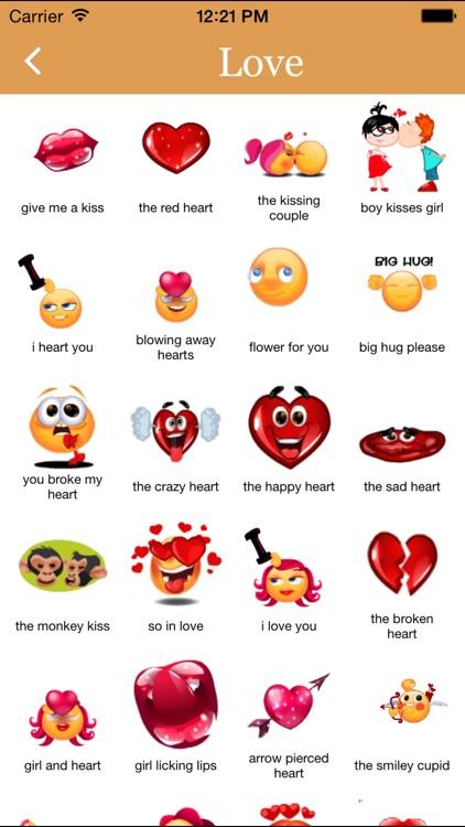 Animated 3D Emoji Stickers screenshot-3