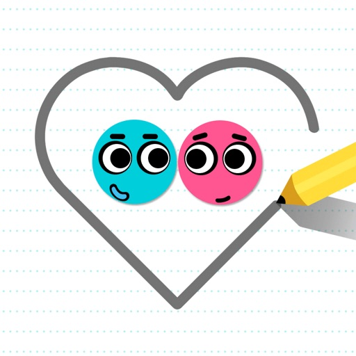 Love Balls app for ipad
