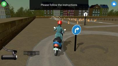 Nepal License: Driving Test 3D screenshot four