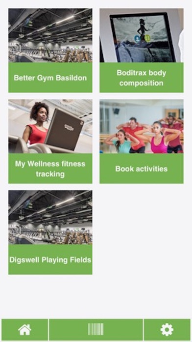 Better Leisure Centres