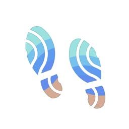 Walk & Relax Pedometer ZenWalk