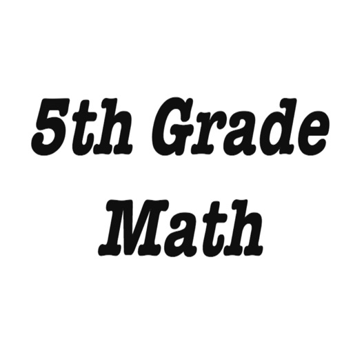 5th Grade Math for Kids by SentientIT Software Solution